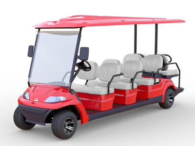8 Seater Electric Sightseeing Car