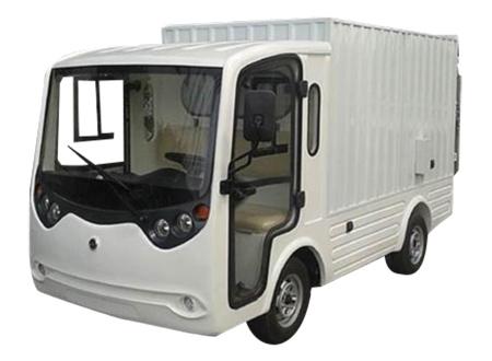 CLUB – S2.B Mini camión utilitario recogido de basura etc eléctrico