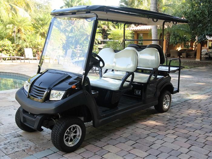 Carro de Golf CLUB 2017 nuevo modelo 4+2