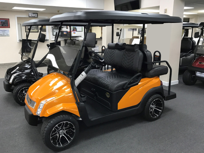 Club Car 2017 Nuevo E SERIE en stock en Miami