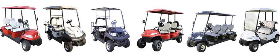 Carros de Golf Club Car
