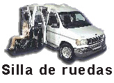 ambulancias Silla de ruedas