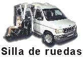 ambulancias Silla de ruedas