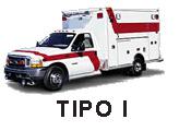 ambulancias tipo I