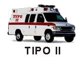 ambulancias tipo II