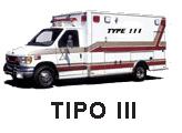 ambulancias tipo III