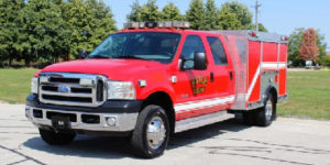 Used Rescue Trucks