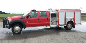 Wildland And Brush Trucks