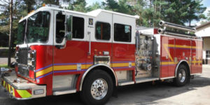 Used Engines and Pumpers