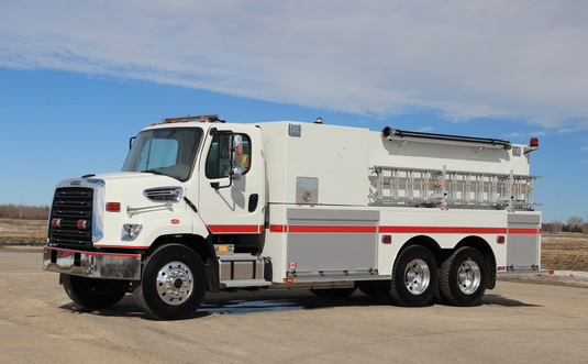 INTERNATIONAL 7400 CRUSADER TANKER – 2500 IG / 3000 USG