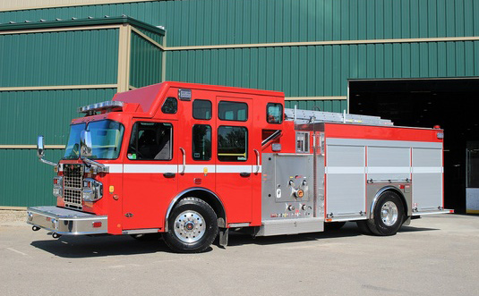 SPARTAN METROSTAR MFD  MXV TME CUSTOM ENCLOSED CONTROL