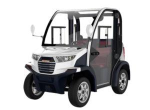 6211 Carros de golf