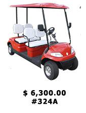 Carros de Golf 2017 neuvo #324