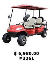 Carros de Golf 2017 neuvo #326L