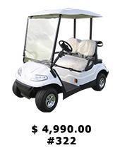 Carros de Golf 2017 neuvo #322