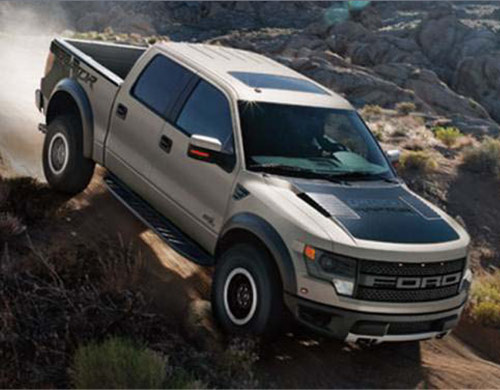 color canela FORD RAPTOR IMPORTADA