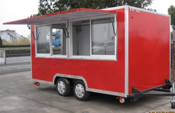 CLUB NK FOOD TRAILERS