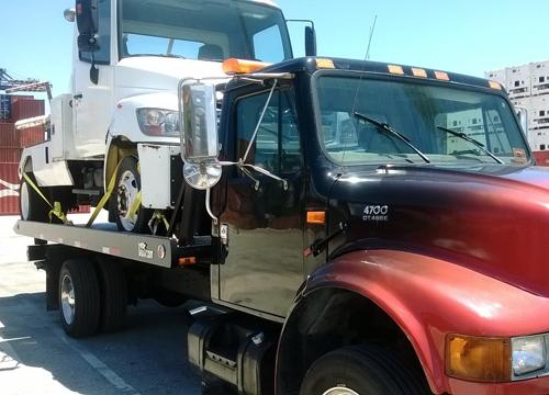 tow truck testimonios