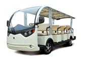 Club Minibus eléctrico para  8, 11 y 22 pasajeros