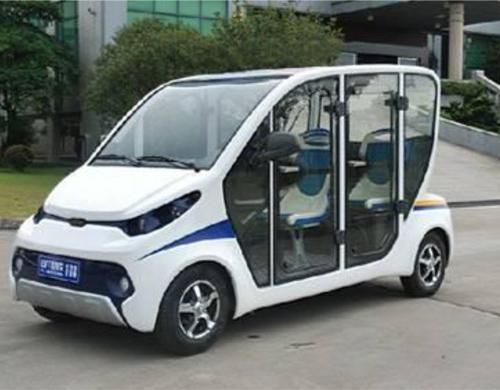 Carro eléctrico  marca Club  importado y distribuido por USAencargo.com SpA