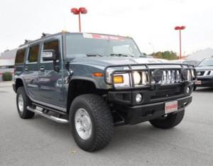 Hummer comprado en Estados Unidos e importado por USAencargo.com