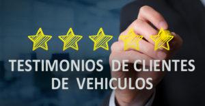testimonial vehicles
