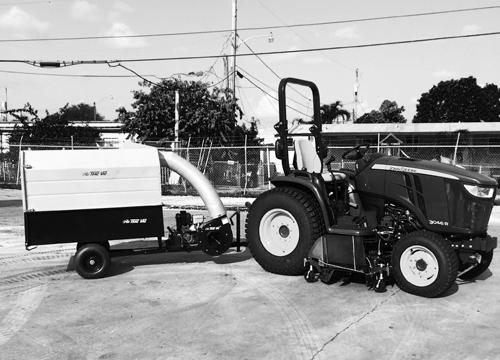 John Deere Tractor Chile