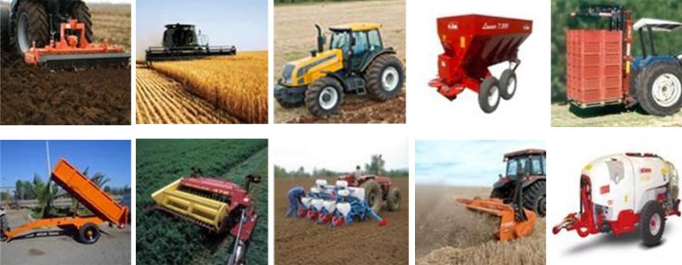 Maquinaria Agrícola Nueva y Seminueva Importamos de USA para usted