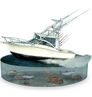 Yate de Pesca deportiva