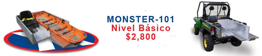 monster 101