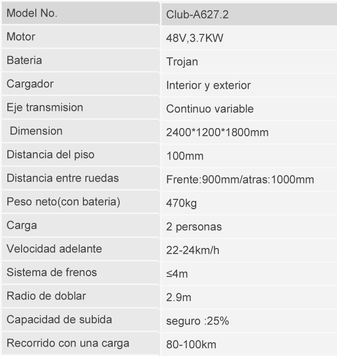 CLUB - 2 pasajeros stats