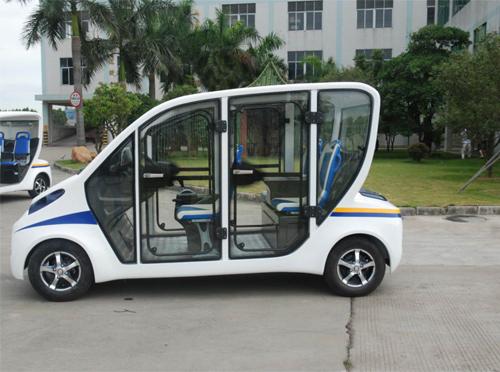 Auto eléctrico marca CLUB