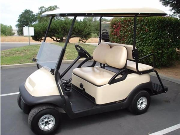 Carros de golf club car carritos de golf for Auto motor club comparisons