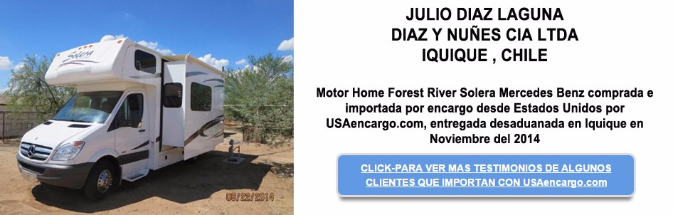 Motor Home Forest River Solera
