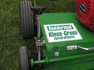 Kleen Green Cortadora vertical