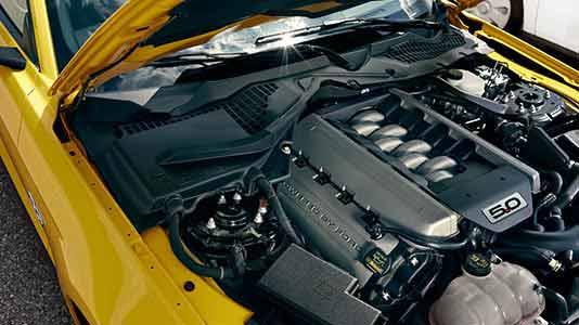 5.0L Ti-VCT V8
