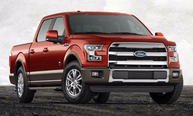 F-150 King Ranch