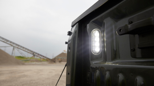 F-150 Platinum box lighting
