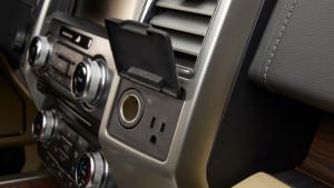F-150 Platinum power inverter