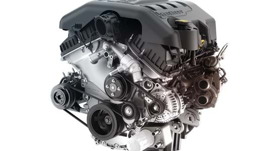 F-150 XL engine