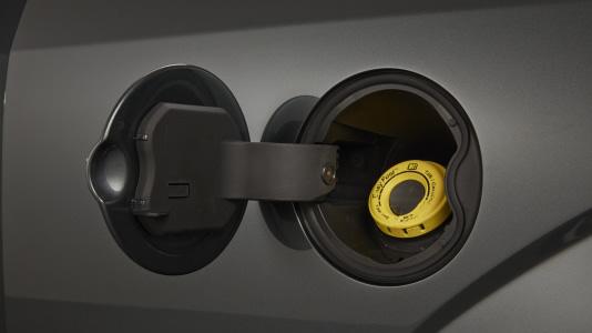 Easy Fuel® capless fuel filler