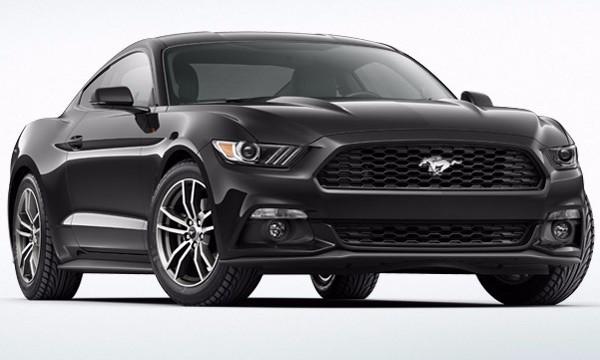 Mustang EcoBoost Premium-Fastback