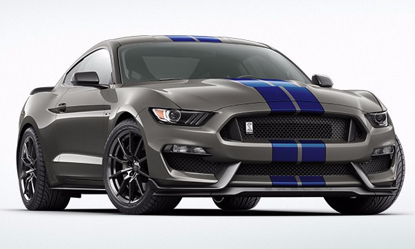 Mustang Shelby GT350