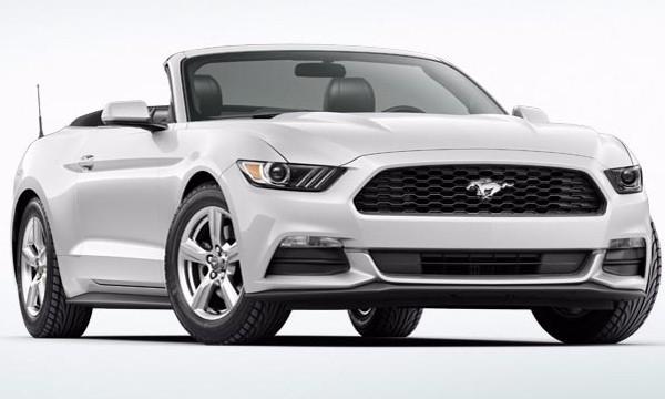 Mustang V6 Convertible