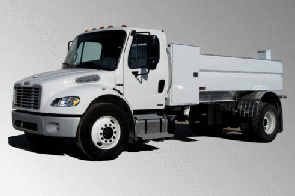 2015 FORD / FREIGHTLINER M2 – 2 DOOR  WATER DELIVERY – 1500 IG – GALVANNEAL (STEEL)