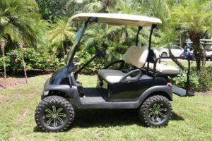 Club Car Precedent - Baterias Nuevas 2016 Verde