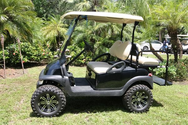 Club Car Precedent  – Baterias Nuevas  2016 – Verde