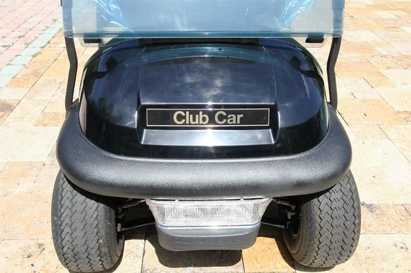 Club Car Precedent 2016 noir