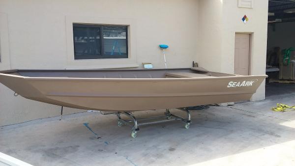 Mv 1 For Sale >> 2015 SeaArk 1648 MV US$ 3,200 - USAencargo