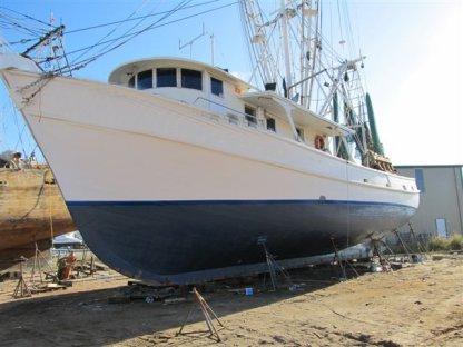 Landry Shrimper Trawler